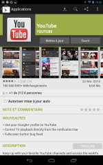 Ecran Android Installation Youtube Android