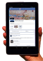 Pages Facebook Android